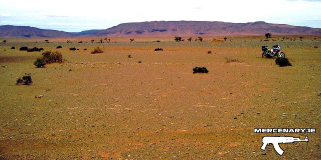 Sahara Trip, Christmas 2008