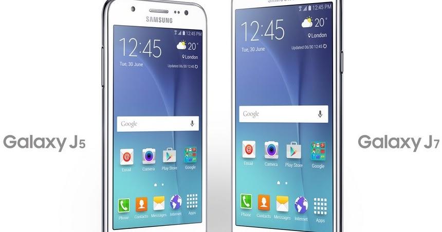 Samsung Galaxy J5 dan J7