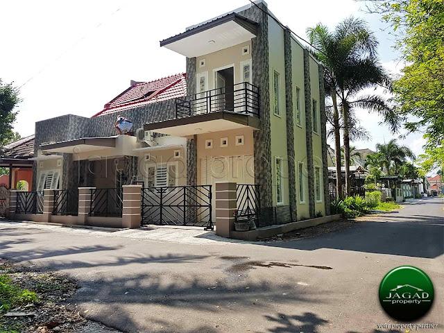 Rumah 2 Lantai jalan palagan Km 8,5