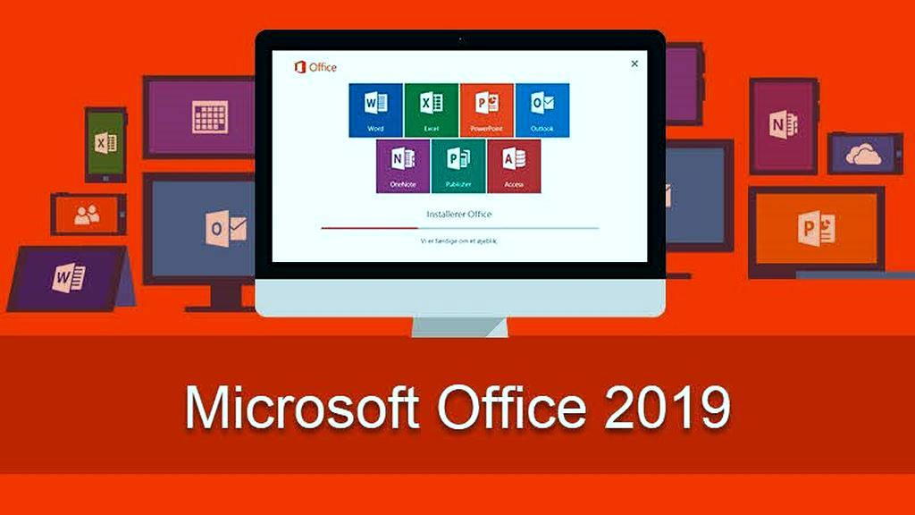 Mua bán key và tài khoản bản quyền Office 2019 Pro Plus (365 trọn đời ).