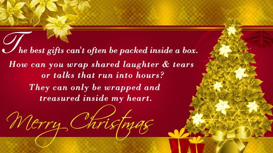 Merry Christmas Quotes and Sayings for Friends