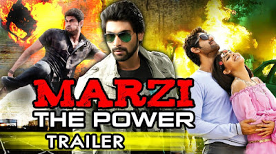 marzi the power (2015) Hindi Dubbed HD