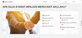 Cara Jualan di Akulaku dan Syarat Menjadi Merchant (Pedagang)