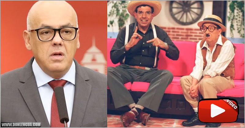 LOCURA | Jorge Rodríguez asegura que querían volar el Palacio de Miraflores