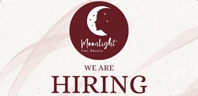 Info lowongan kerja di Moonlight CMC Beauty Kudus untuk posisi - posisi berikut ini