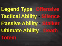 Apex Legends Revenant all Ability