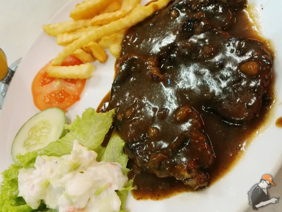 Chicken Chop Malaysia