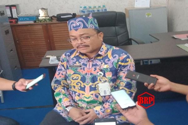 Kadis DPMD Kapuas Tekankan Kepala Desa Untuk Menjalankan Program Sebaik Mungkin