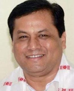 Assam Ke Mukhyamantri Kaun Hai
