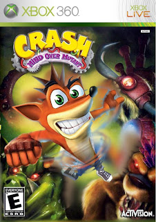 Crash Mind Over Mutant (X-BOX 360) 2008