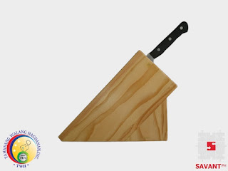 Wooden Knife Block Philippines