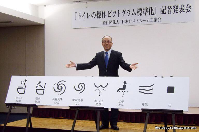 8 Jenis Simbol Anda Patut Tahu Sebelum Memasuki Tandas Di Jepun