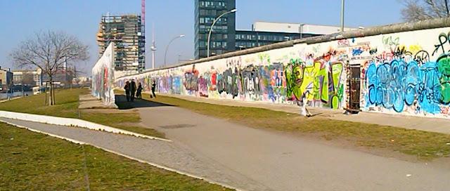 Berlín ruta de dos días muro