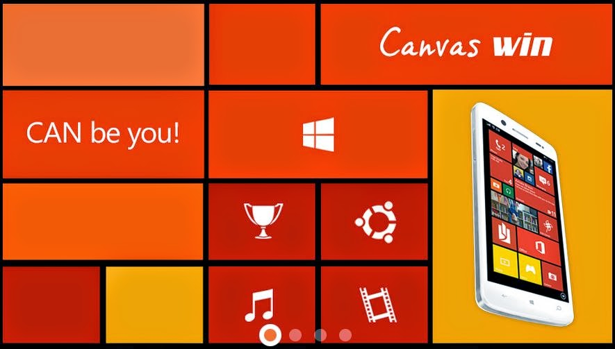 Micromax Canvas Win smartphones with Windows 8.1 OS