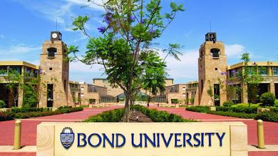 Fully Funded Scholarship at Bond University UK Excellence in Australia