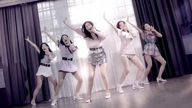 Berry Good Ciptakan Kegembiraan dan Penuh Energi Tonton 'Oh! Oh! MV