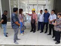 DPRD Nias Selatan Monitoring Pembangunan RSUD, Hasilnya Mengecewakan