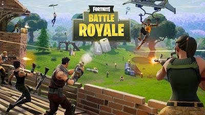 لعبة Fortnite Battle Royale