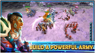 Wartide Heroes of Atlantis Apk Mod