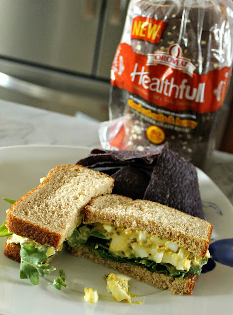 being MVP: Making the Swap with Oroweat® Healthfull® Bread + $25 Visa Gift Card #Giveaway @loveyourbread #loveyourbread