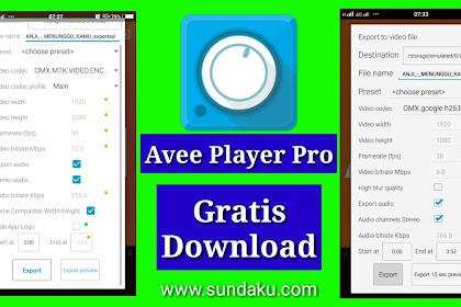 Download Avee Player Pro Versi Premium