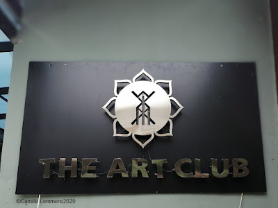 The Art Club, vegan restaurant in Nathon