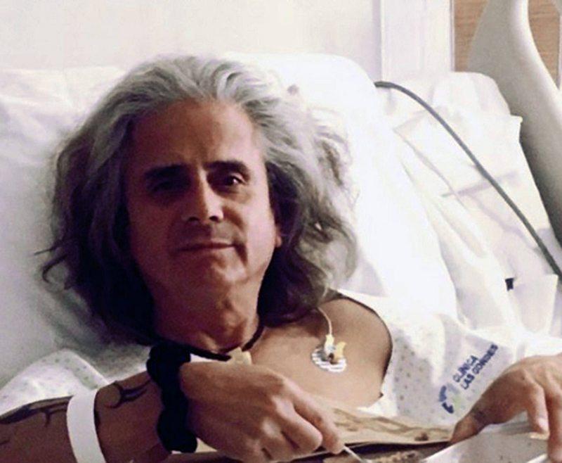 Pablo Herrera cuenta cómo se recupera de accidente vascular