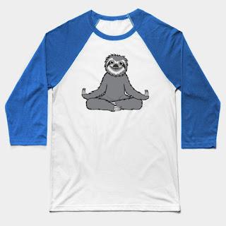 https://www.teepublic.com/baseball-tee/2358102-sloth-yoga-lotus