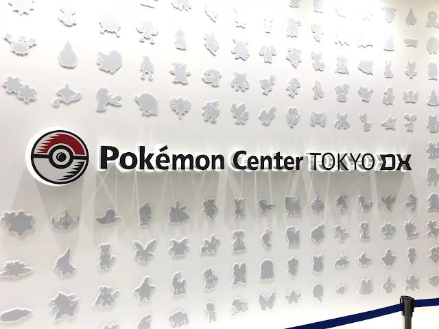新開幕的Pokémon Center TOKYO DX & Pokémon Café 寶可夢中心TOKYO DX與寶可夢咖啡廳是位於在東京日本橋高島屋S.C. 東館5樓。