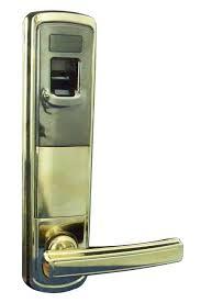 Montaje de cerraduras anti ladrones
