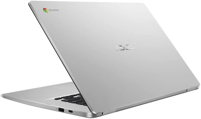 ASUS Chromebook Z1500CN-EJ0400: portátil ultrabook de 15'' con teclado QWERTY en español y sistema operativo Chrome OS