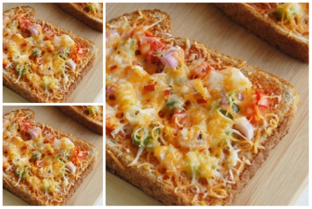 Resep Pizza Roti Tawar Istimewa