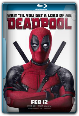 Torrent - Deadpool HDRip 720p | 1080p Dual Áudio (2016)
