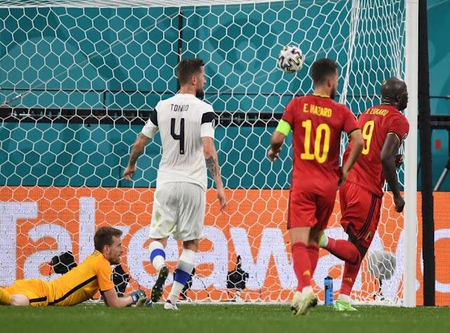 Φινλανδια - Βέλγιο 0-2 :  ''Καθάρισε'' τη πρωτιά και τη Φινλανδία το Βέλγιο !