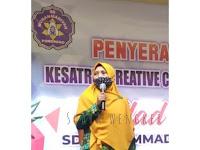 Rizqi Nabila Ramadhani usia15 tahun masuk di FK Unair ,di SD Muhammadiyah Ponorogo ,termasuk anak yang rajin dan tekun belajar