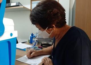 Pilõezinhos recebe primeira remessa de doses da Coronavac