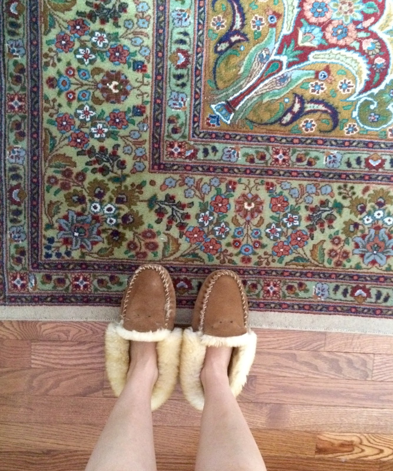 A day in the life of a fashion blogger and college student
