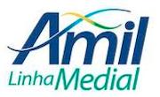 Logo Linha Amil Medial DF