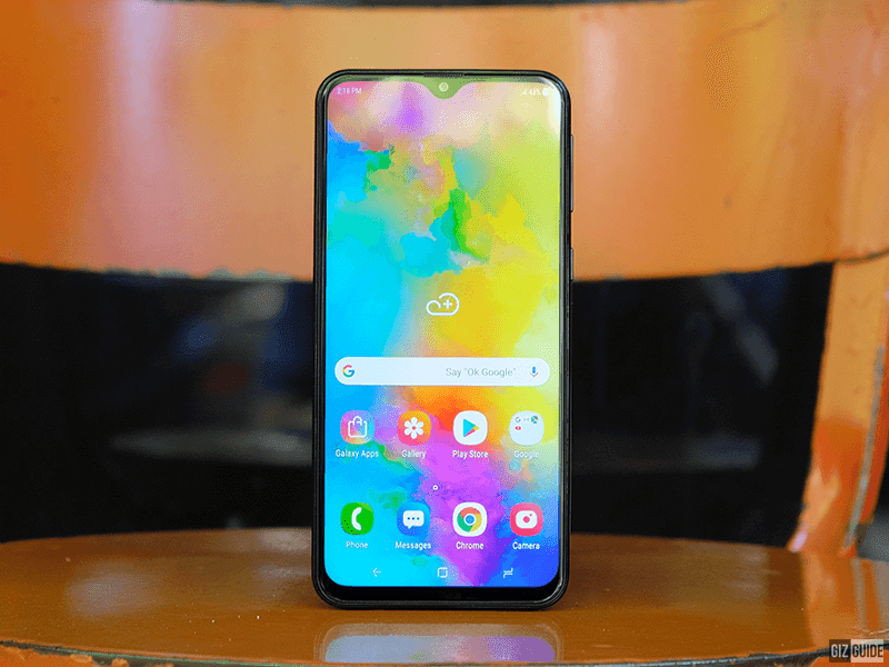 Top 5 highlights of the Samsung Galaxy M20