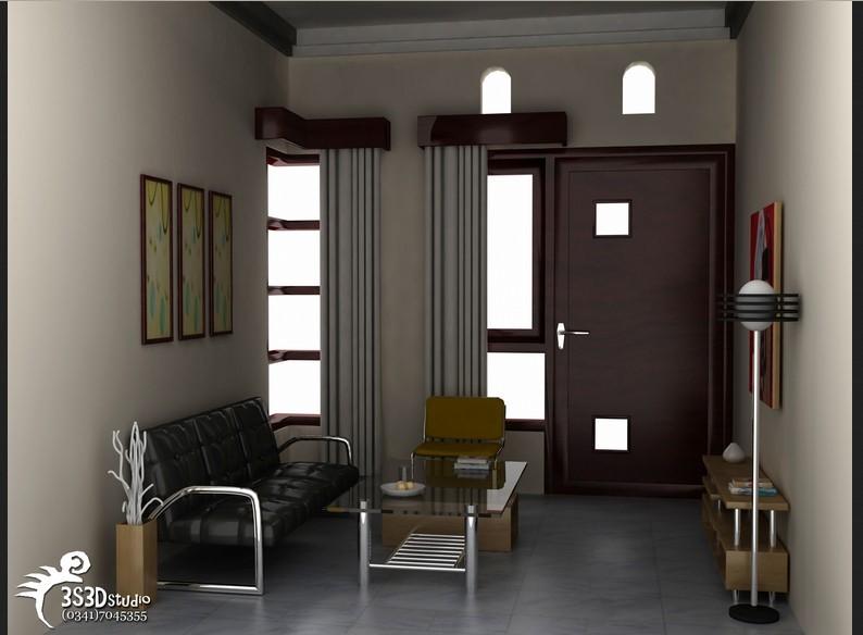 warna cat buat interior rumah 1