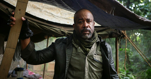 DARIUS RUCKER TO GUEST STAR ON FRIDAY'S NEW EPISODE OF CBS' HAWAII FIVE-0