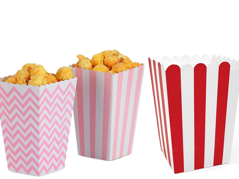 Tips and Tricks for Printing Likable Custom Popcorn Packaging Boxes
