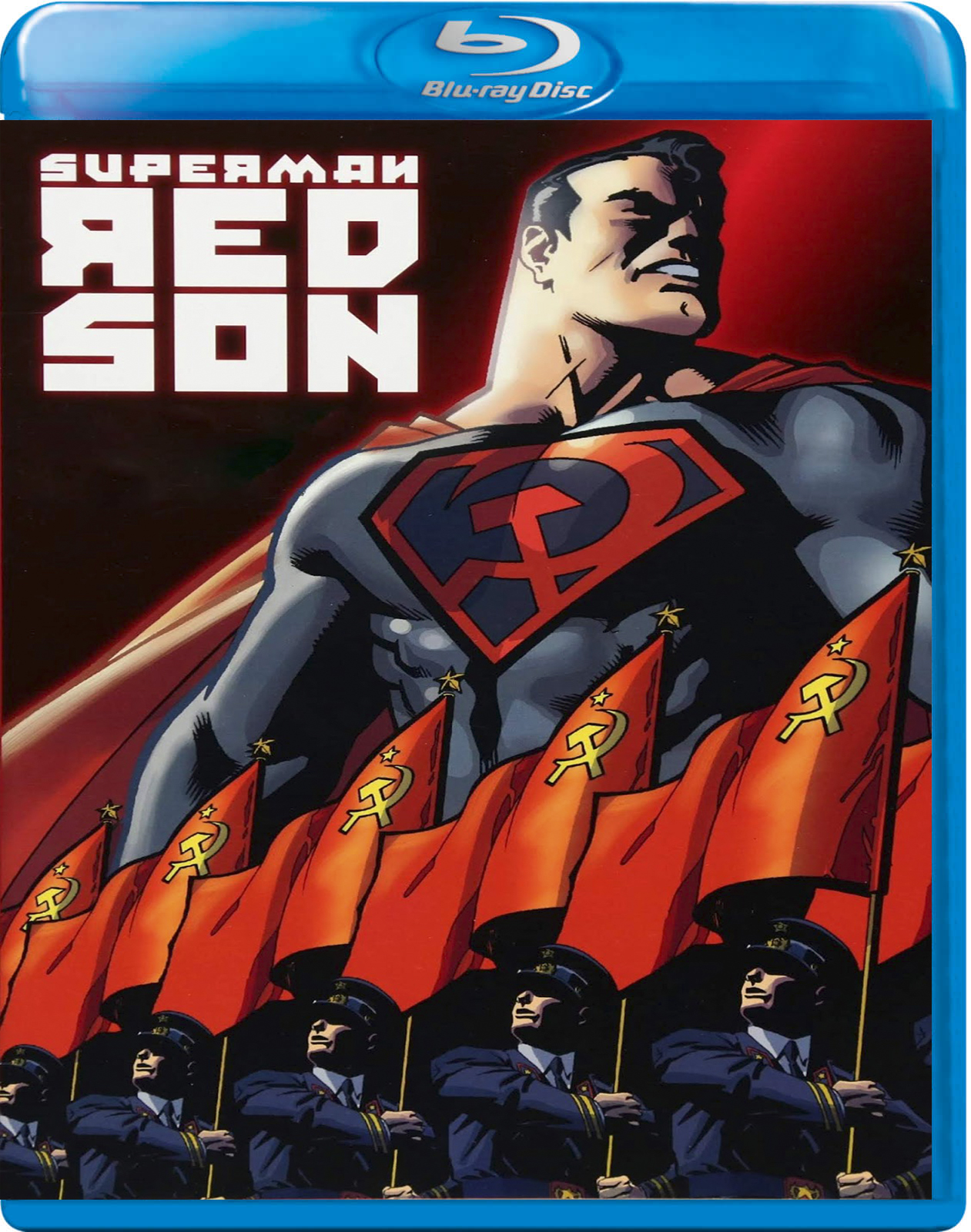 Superman: Red Son [2020] [BD25] [Latino]