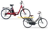 Logo Concorso ''Coop Go Green'': rispondi e vinci gratis 30 biciclette Holland e 15 e-bike