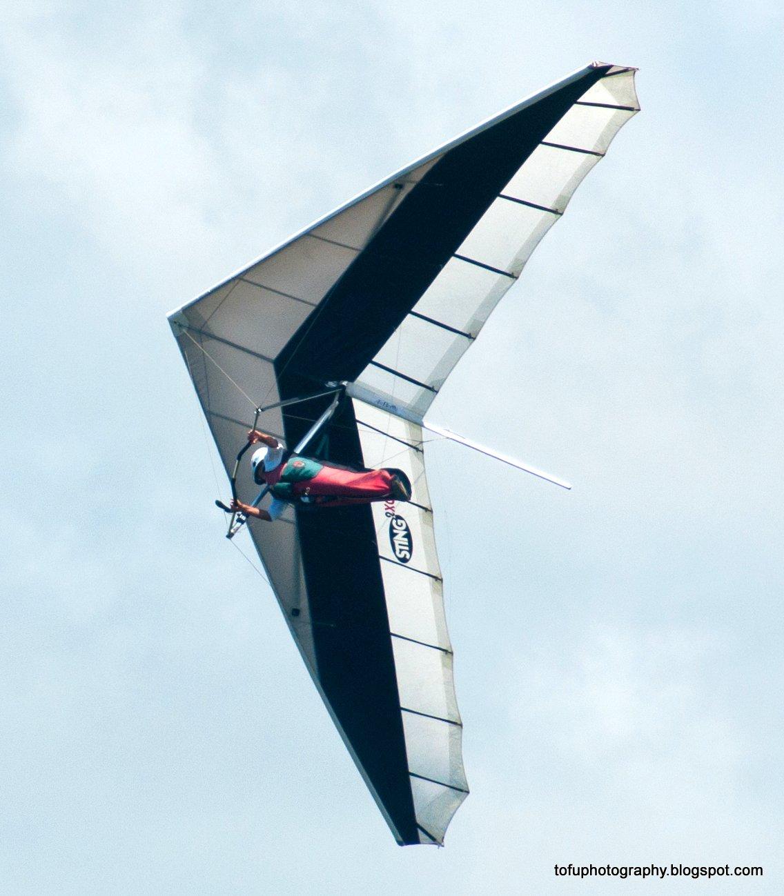 Tofu Photography: Hang Gliding At Byron Bay, Australia