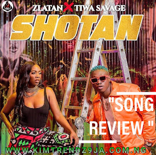 "Omoniyi Temidayo Raphael Porpularly Know As Zlatan Ibile Dropped His Latest Single ""Shotan"" Featuring Nigerian Songstress Tiwa Savage, Days After Release The Song Have Been Trending On All Music Charts In Nigeria"