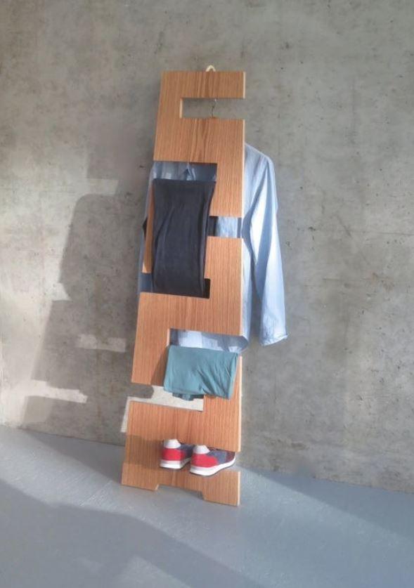 13 ไอเดีย เปลี่ยนราวแขวนเสื้อผ้าธรรมดา ให้กลายเป็นราวแขวนเสื้อสุดเก๋