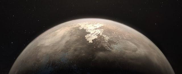 Astrônomos encontram Planeta potencialmente habitável mais próximo da Terra