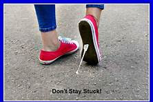 Don't Stay Stuck