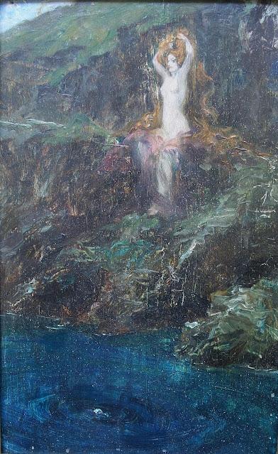 Allan Douglas Davidson - A Siren